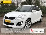 2017 Suzuki Swift 1.2 SZ4 (90ps) 5d (17 reg)