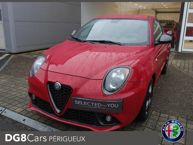 Alfa Romeo MiTo 2016 0.9 Twin Air 105 Imola S&S