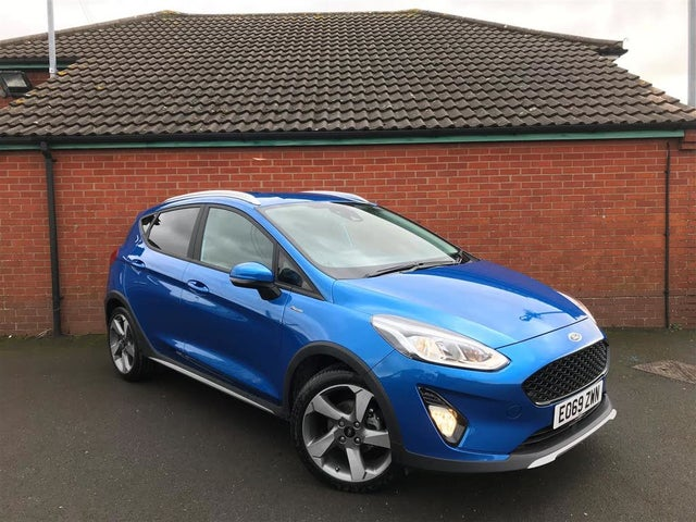 2019 Ford Fiesta 1.0T Active 1 (100ps) (69 reg)