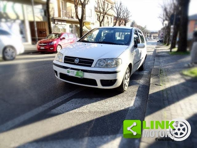 2005 Fiat Punto 5 porte Active