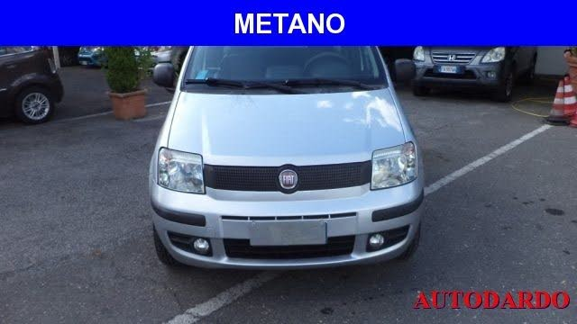 2012 Fiat Panda Natural Power Classic