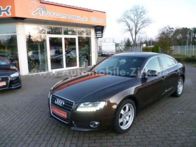 Audi A5 Sportback 1.8TFSI Klima PDC Tempomat LED