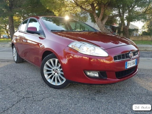 2010 Fiat Bravo MJT 120 CV Emotion