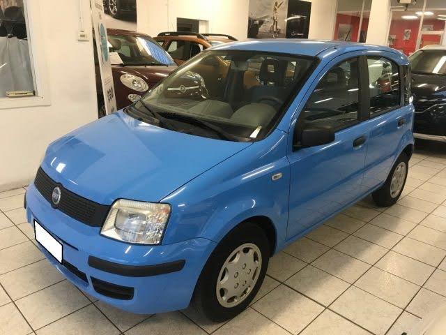 2005 Fiat Panda Active