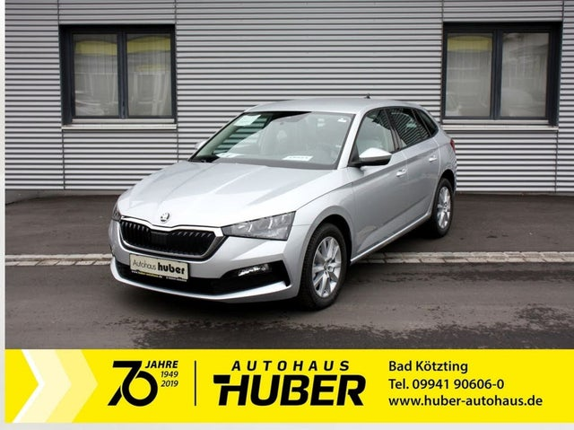 Skoda Scala 1.0l TSI Ambition MY 2020 LED Winter PDC 16 Zoll LM
