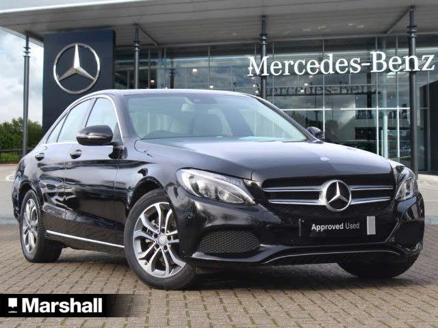 2016 Mercedes-Benz C-Class 2.1d C220d Sport (170ps) (Premium Plus)(s/s) Saloon 4d 9G-Tronic Plus (66 reg)