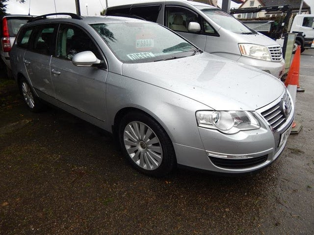 2010 Volkswagen Passat 2.0TD Highline Plus (140ps) Estate 5d DSG (10 reg)