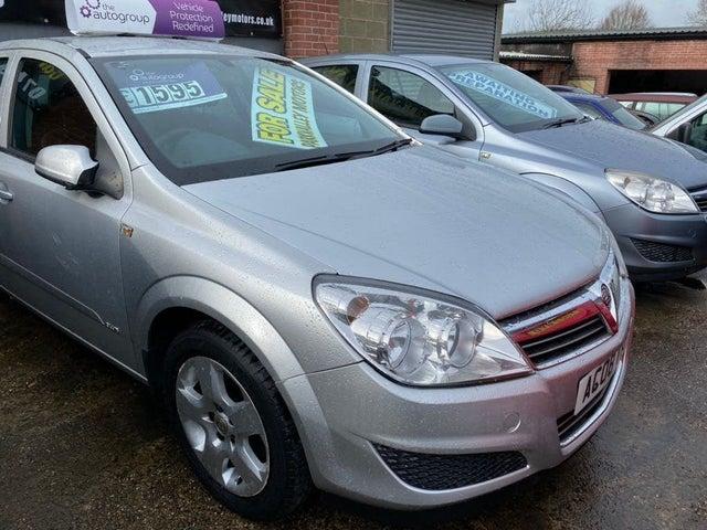 2008 Vauxhall Astra 1.6 Club (115ps) Hatchback (08 reg)