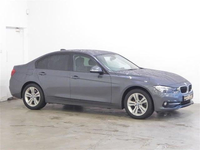 2016 BMW 3 Series 1.5 318i Sport Saloon 4d (66 reg)
