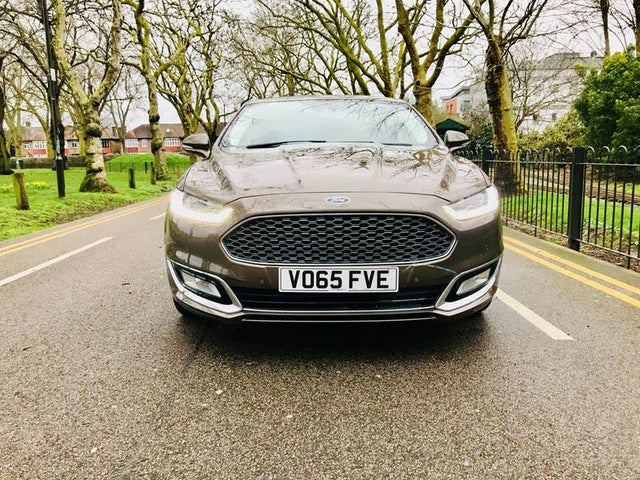2015 Ford Mondeo 2.0TDCi Vignale (180ps) Saloon 4d Powershift (65 reg)