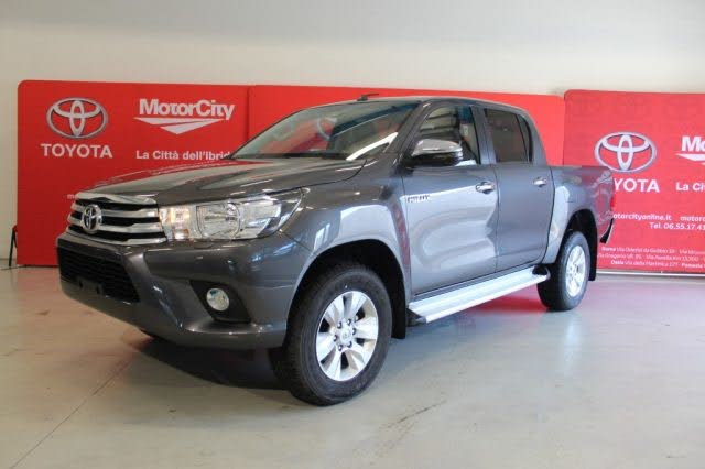 2020 Toyota HiLux A/T 4WD 4 porte Double Cab Lounge
