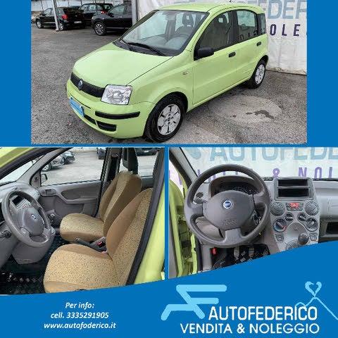 2004 Fiat Panda Active