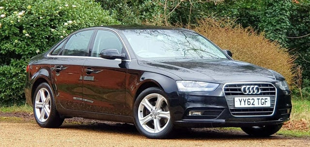 2013 Audi A4 2.0TD SE Technik (143ps) Multitronic (62 reg)