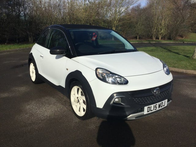 2015 Vauxhall ADAM 1.0 ROCKS AIR (15 reg)