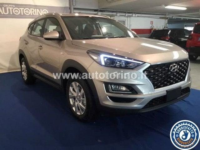 2019 Hyundai Tucson XTech
