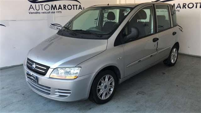 2005 Fiat Multipla MJT Dynamic
