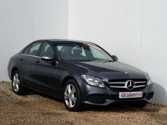 2015 Mercedes-Benz C-Class 2.0 C200 SE (181bhp) (Executive)(s/s) Saloon 4d 7G-Tronic Plus (15 reg)