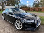 2017 Audi A4 1.4 TFSI S Line Tronic (67 reg)