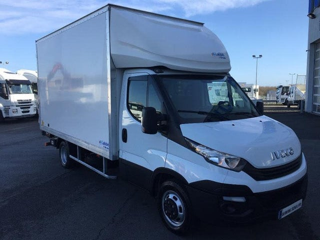 Iveco Daily CCb 2017 35C16 Emp 4100