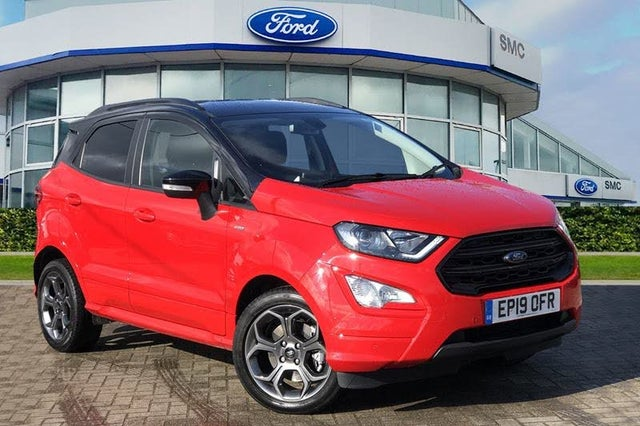2019 Ford EcoSport 1.5 ST-Line (100ps) (19 reg)