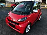 Smart ForTwo cabrio softouch edition limited two