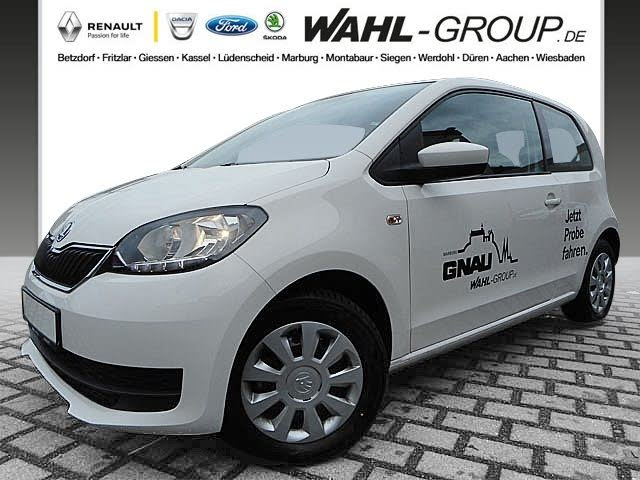 Skoda Citigo 1,0l MPI Ambition