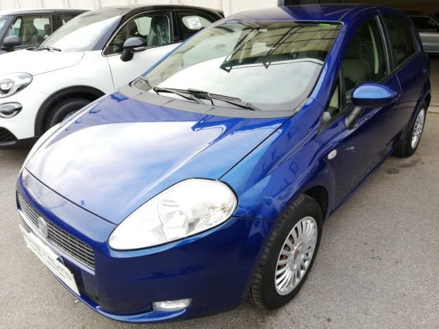 2006 Fiat Grande Punto 5 porte Dynamic