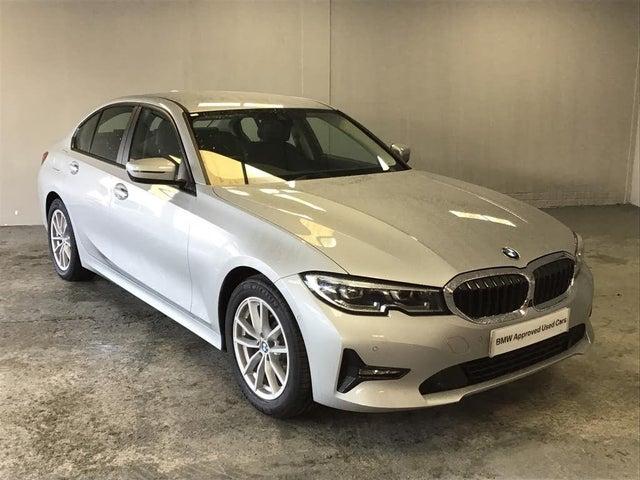 2019 BMW 3 Series 2.0TD 318d SE (148bhp) Saloon 4d Auto (19 reg)