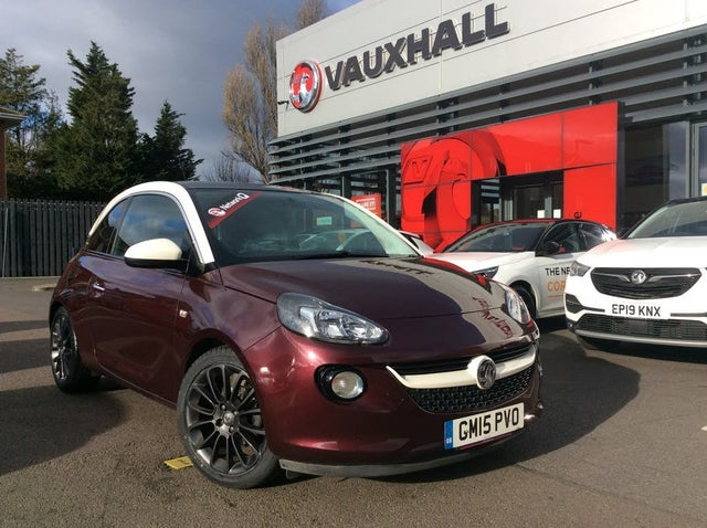 2014 Vauxhall ADAM 1.4 GLAM (87ps) (15 reg)