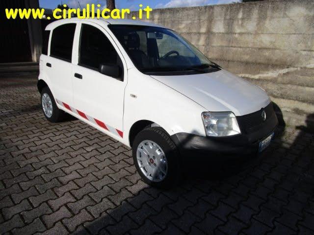 2008 Fiat Panda Natural Power Van Active 2 posti