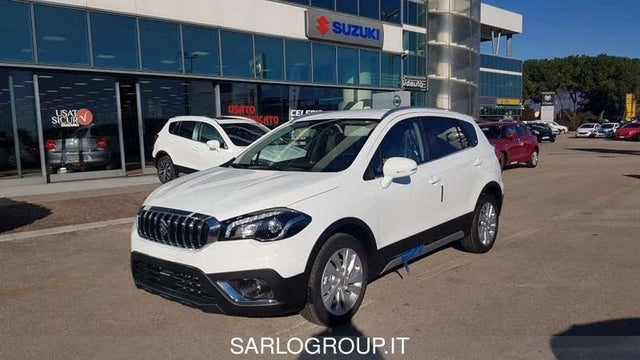 2019 Suzuki S-Cross Boosterjet 4WD All Grip A/T Cool