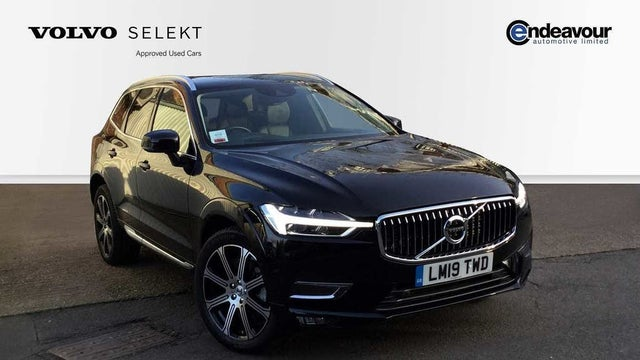 2019 Volvo XC60 2.0TD D4 Inscription Pro Geartronic (19 reg)