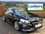 2018 Mercedes-Benz CLA 2.1d CLA 220 AMG Line Shooting Brake 5d (68 reg)