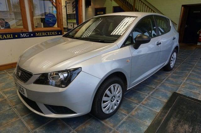 2014 Seat Ibiza 1.2TD S Hatchback 5d (14 reg)