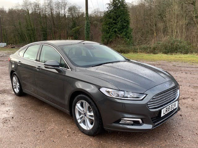 2018 Ford Mondeo 2.0TDCi Zetec Hatchback Powershift (18 reg)