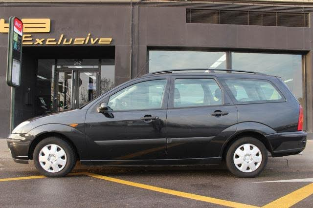 2002 Ford Focus Wagon Ambiente