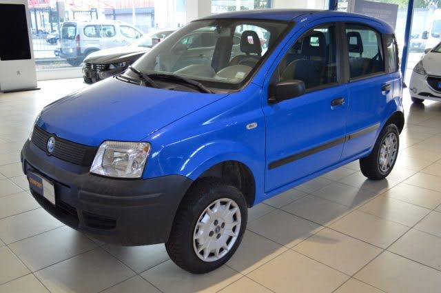 2006 Fiat Panda MJT 4x4