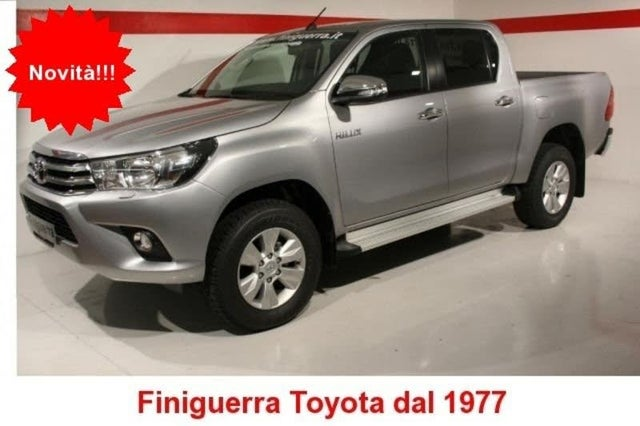 2020 Toyota HiLux 4WD 4 porte Double Cab Lounge