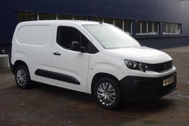 2019 Peugeot Partner 1.6BlueHDi 1000 Professional (19 reg)