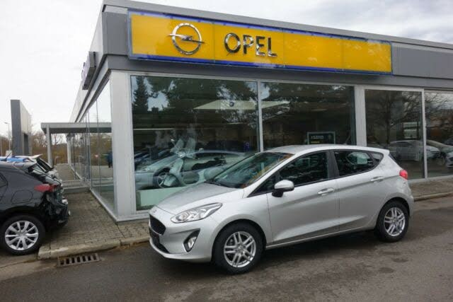 Ford Fiesta Cool&Connect Klima, PDC, Tempomat