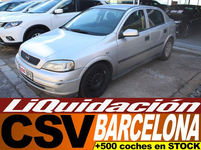 2001 Opel Astra DTI Comfort 5dr