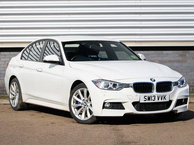 2013 BMW 3 Series 3.0TD 330d xDrive M Sport Saloon 4d (13 reg)