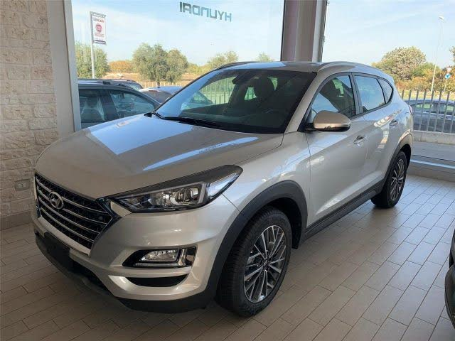 2019 Hyundai Tucson 136CV XPrime