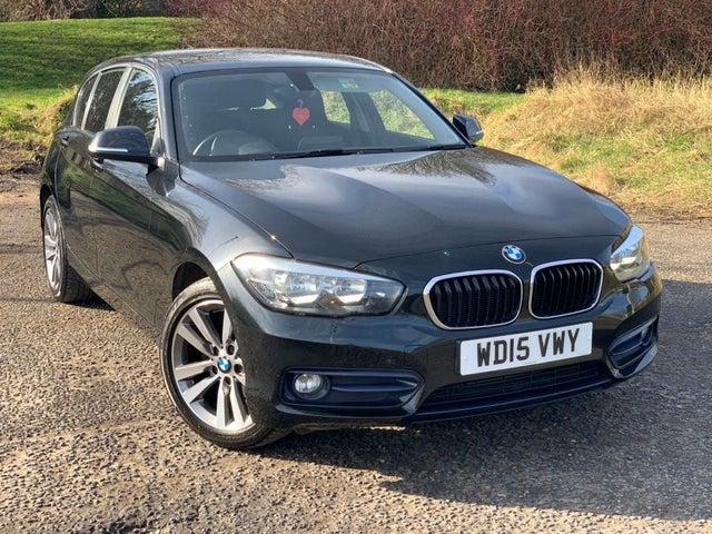 2015 BMW 1 Series 1.5TD 116d Sport (114bhp) 5d (15 reg)