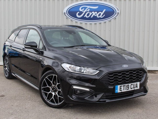 2019 Ford Mondeo 2.0TDCi ST-Line Edition (190ps) EcoBlue (s/s) Estate Auto (19 reg)