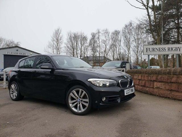 2017 BMW 1 Series 2.0TD 118d Sport 5d (17 reg)