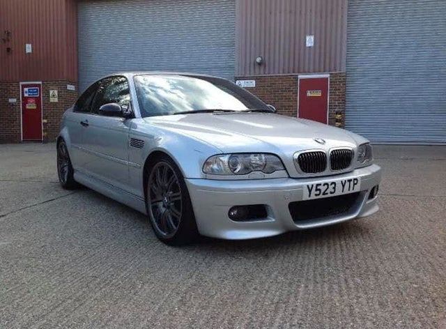 2001 BMW 3 Series 3.2 M3 Coupe