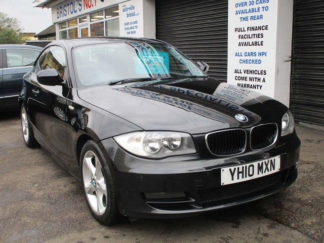 2010 BMW 1 Series 2.0TD 118d SE Coupe 2d (10 reg)