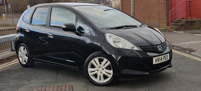 2014 Honda Jazz 1.4 ES Plus (14 reg)