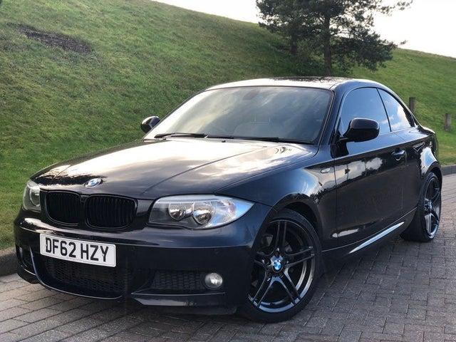 2013 BMW 1 Series 2.0TD 118d Sport Plus Edition Coupe (62 reg)